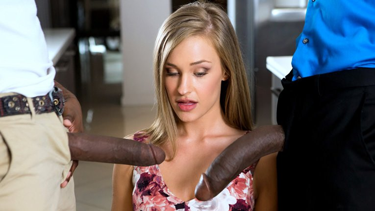 Teens Love Black Cocks